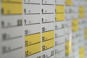 Indexbild Kalender klein
