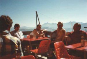 MR-Reise 1984 Schwarzsee