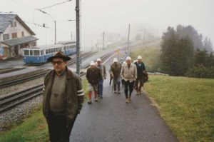 MR-Reise 1989 Rigi