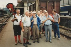 MR-Reise 1991 Emmental