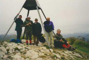 MR-Reise 1997 Greyerzerland