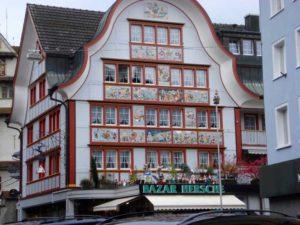 MR-Reise 2007 Appenzellerland