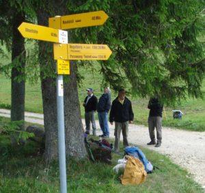 MR-Reise 2009 Wasserfallen