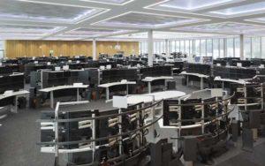 Betriebszentrale SBB Olten